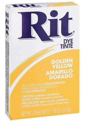 Rit Dye Rit Dye Powder Golden Yellow