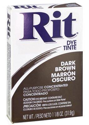 Rit Dye Rit Dye Powder Dark Brown