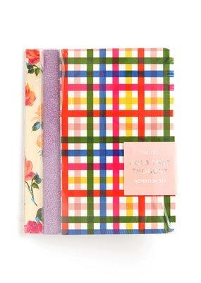 Ban.do Notebook Set Coming Up Roses