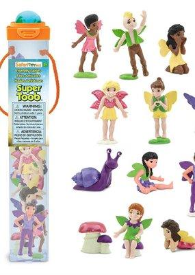 Safari Friendly Fairies  Figurine Set