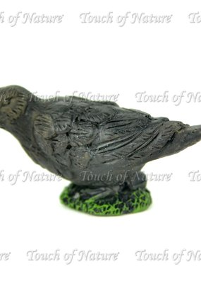 Touch of Nature Miniature Crow
