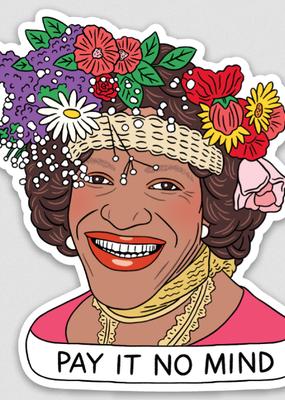 The Found Sticker Marsha P. Johnson