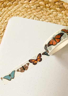 Elyse Breanne Design Washi Butterflies