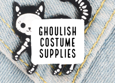 Ghoulish Costume Supplies