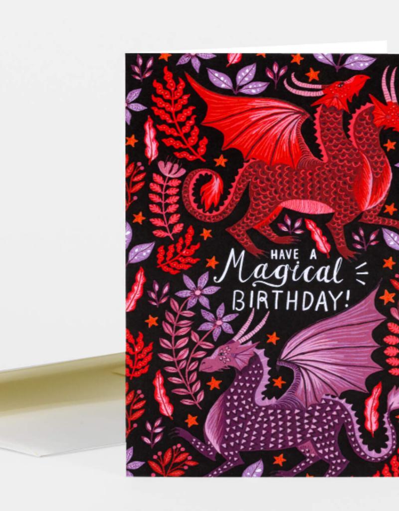 Papio Press Card Have a Magical Birthday