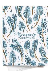 onderkast studio Card Winter Spruce