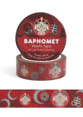 LuxCups Creative Washi Baby Baphomet
