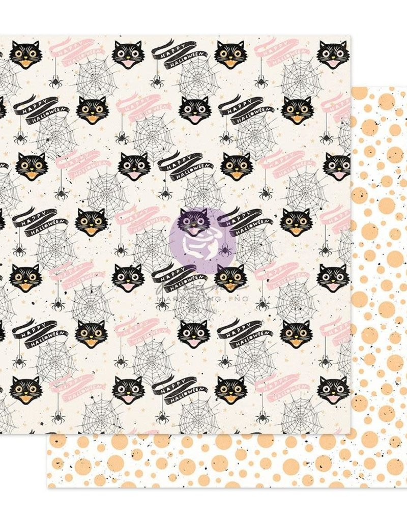 Prima Marketing 12 x 12 Decorative Paper Cute & Scary
