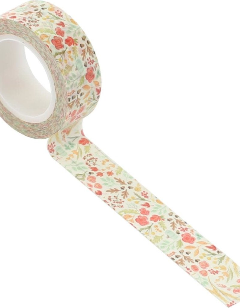 Echo Park Paper Co. Washi Fall Floral