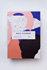 The Completist Daily Planner 2022 Stockholm No. 1