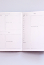 The Completist Daily Planner Labyrinth No. 1