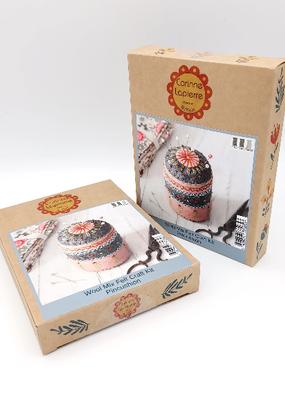 Corinne Lapierre Limited Felt Craft Mini Kit Pincushion