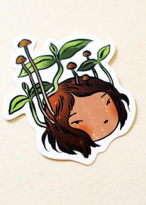 Stasia Burrington Sticker Sprout