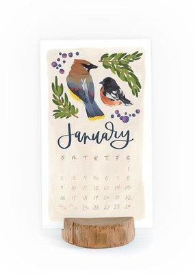 1 Canoe 2 2022 Stump Calendar