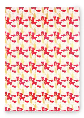 Midori Wrap Sheet Brushstrokes
