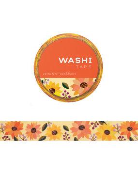 Girl of All Work Washi Sunflowers GoaW