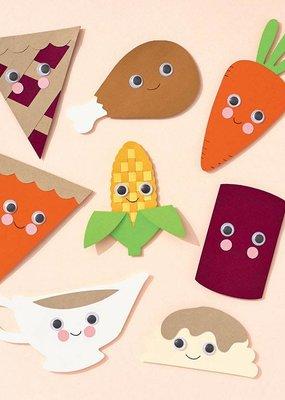 Waste Not Thanksgiving Foods Craft Kit