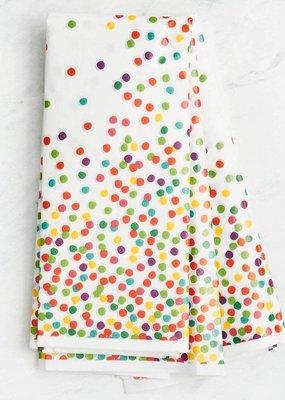 Waste Not Tissue Paper Colorful Confetti