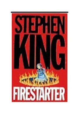 Handley House Miniature Book Stephen King Firestarter