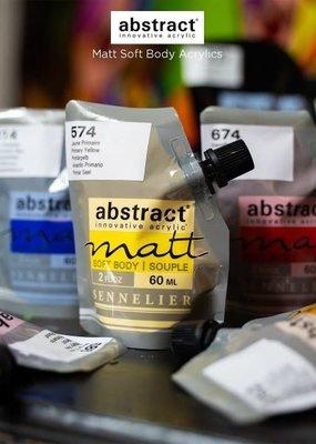 Sennelier Matt Abstract Acrylics