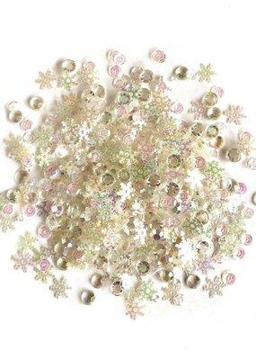 Buttons Galore Sparkletz Fun Flurries