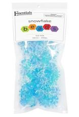 Leisure Arts Snowflake Bead 18mm Ice Mix