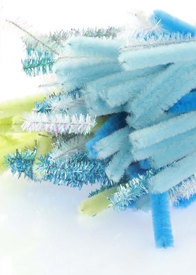 Leisure Arts Chenille Stems Winter Frost