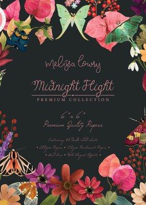 Craft Consortium 6 x 6 Midnight Flight Paper Pad