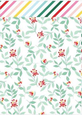 Pinkfresh 12 X 12 Decorative Paper Feeling Festive