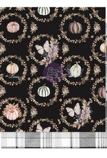 Prima Marketing 12 X 12 Decorative Paper Give Thanks Foil