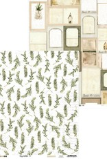 P13 12 X 12 Decorative Paper Cosy Winter