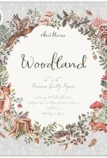 Craft Consortium 6 x 6 Woodland Paper Pad