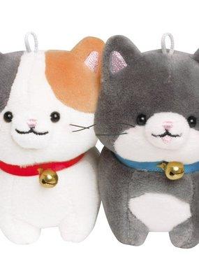 CRUX Plush Kitten Buddies Charm Pair