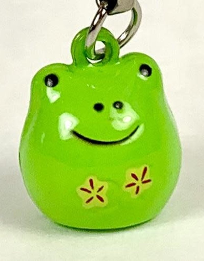 Bell Charm Frog
