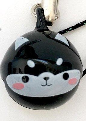Bell Charm Ninja Cat