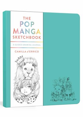 Pop Manga Guided Sketchbook