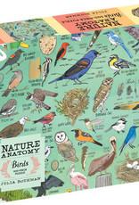 Workman 500 Piece Puzzle Nature Anatomy Birds