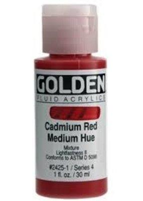 Golden Golden Fluid Acrylic 1 Ounce