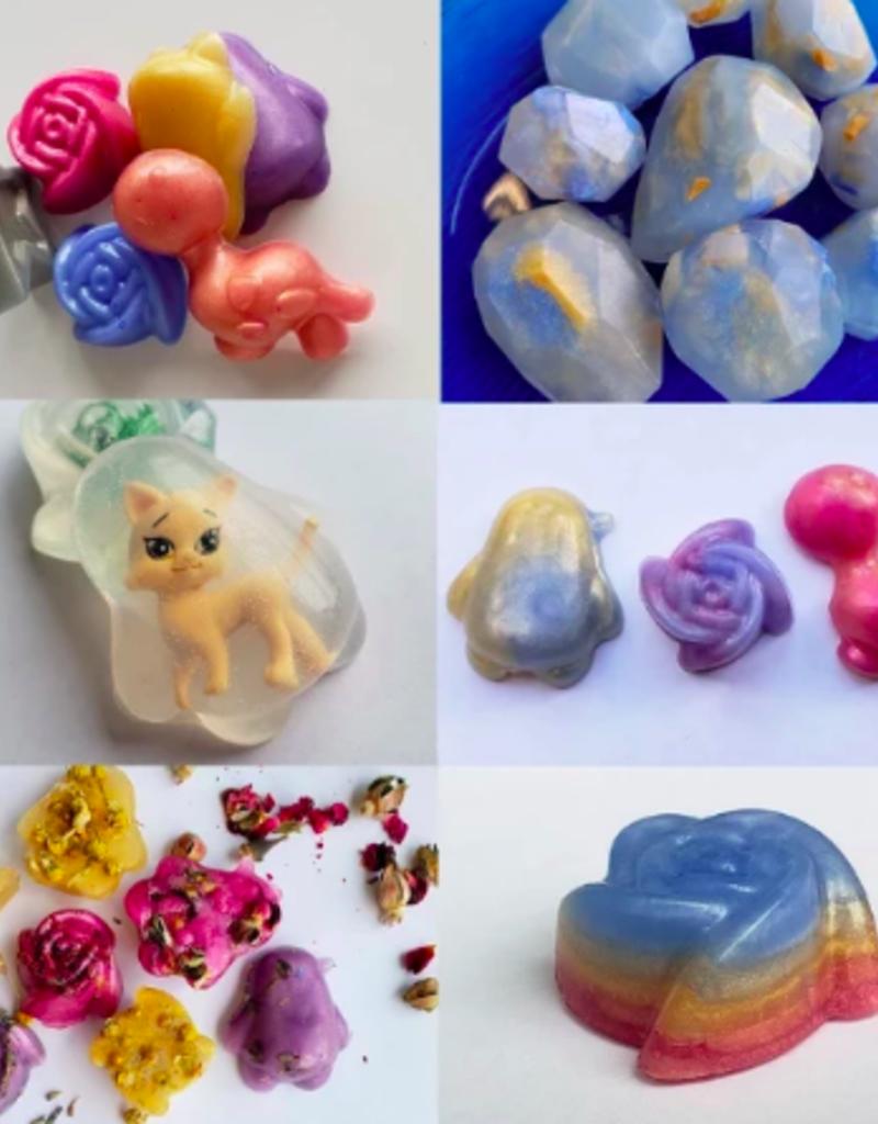 Kiss Naturals DIY Glycerin Soap Kit