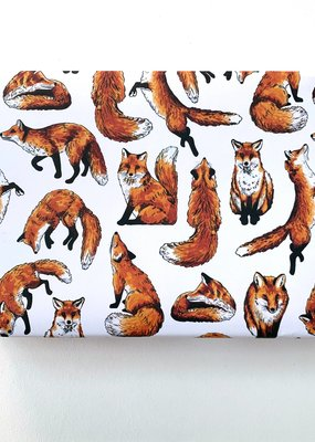 Alexia Claire Ltd. Wrapping Paper Sheet Fox