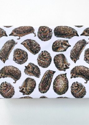 Alexia Claire Ltd. Wrapping Paper Sheet Hedgehog