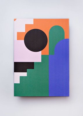 The Completist Soft Cover Sketchbook Labyrinth
