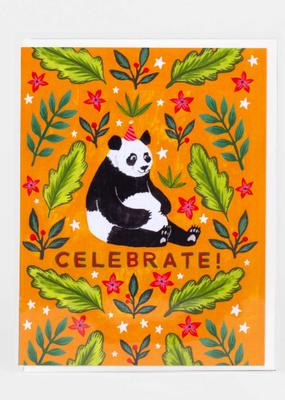 Papio Press Card Celebrate Panda