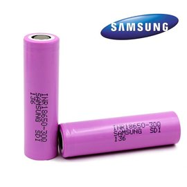 Samsung Samsung 30Q 18650 Authentic  -Priced Per Battery