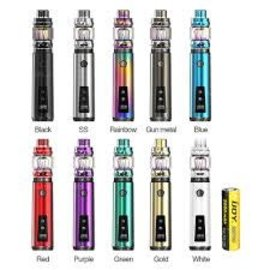 IJoy Ijoy Saber 100 Starter Kit 5.5 ml Diamond Tank Gunmetal- Battery Included