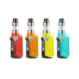 Voopoo Voopoo Mojo 88W TC Starter Kit Uforce Tank -Red