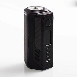 Lost Vape Triade DNA250C 250W Box Mod With Black Frame- Grey Black Kevlar