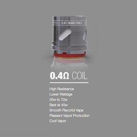 VGOD VGOD Pro Subtank Shotgun Quad SS316 Coils- 0.4Ohms -Priced per coils