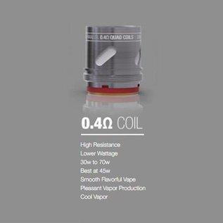 VGOD VGOD Pro Subtank Shotgun Quad SS316 Coils- 0.4Ohm