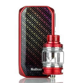Smoant Smoant Naboo 225W Starter Kit with 4ml Naboo Tank- Dark Red